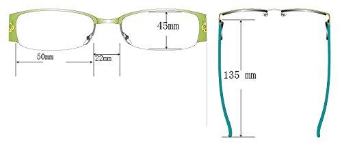 TomYork Women's Fashion Star Temperament UV400 More Color Choices Sunglasses(C5)