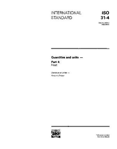 ISO 31-4:1992, Quantities and ...