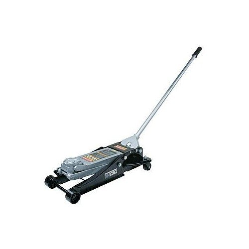 It Features a Heavy-duty Chassis That Adds Strength and Durability Handle and Manual Includes Jack Craftsman 4 Ton Low Profile//high Lift Service Jack Overload Valve System Capable of Lifting Vehicles From 4 to 20 Inches High
