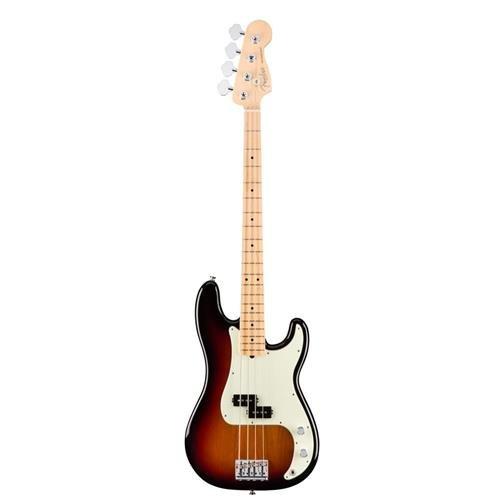 (Fender American Professional Precision Bass - 3-color Sunburst w/Maple Fingerboard)