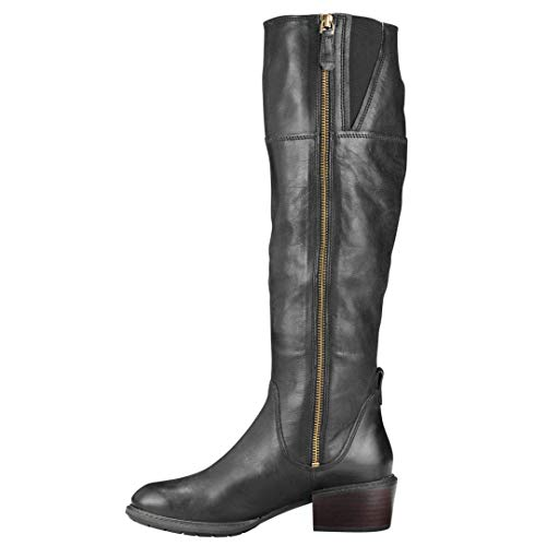 B Timberland Sutherlin Grain Women's m Boot Bay 5 Tall Us Black Full 8 SrSZqv