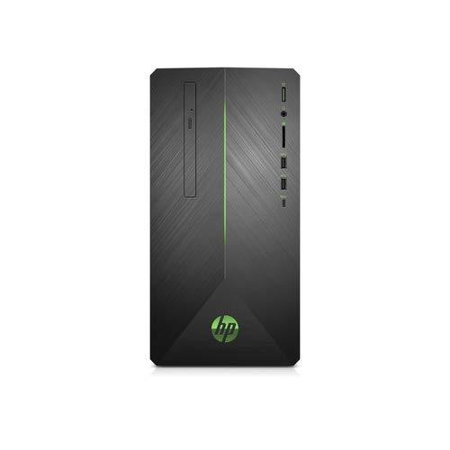 Amazon.com: HP Pavilion 690 Ryzen 5 2400G 8GB 1TB NVIDIA GTX ...