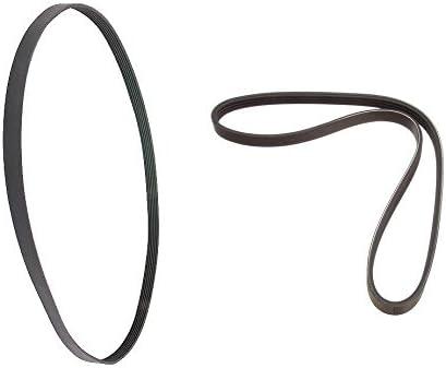 A//C Belt OEM Contitech Alternator-Water Pump-Power Steering Belt BMW Belts