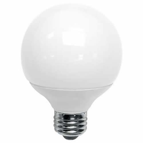 TCP 2G2514 14W 120V 2700K 800 Lumens Non-Dimmable Indoor/Outdoor CFL Globe (Pack of 12) (G25 14w Globe Tcp)