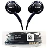 Anwaliya Earphone Compatible with Samsung Galaxy S9 Plus/Galaxy S9 / Galaxy S8 / Galaxy S8 Plus/Galaxy S7 / Galaxy S7 Edge and All Other 3.5 MM Jack Devices