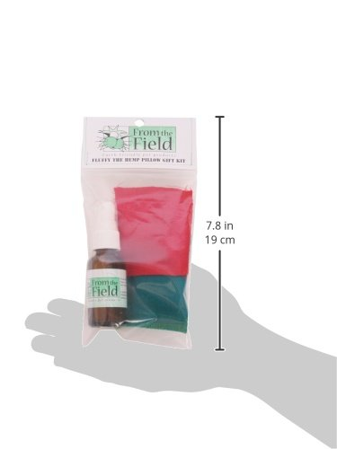 Product image of From The Field Fluffy the Hemp Pillow Catnip Toy Gift Kit