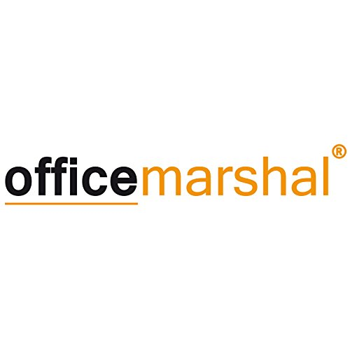 Office Chair Mat for Carpeted Floors | Desk Chair Mat for Carpet | Clear PVC Mat in Different Thicknesses and Sizes for Every Pile Type | Medium-Pile 36''x48'' by OfficeMarshal (Image #5)