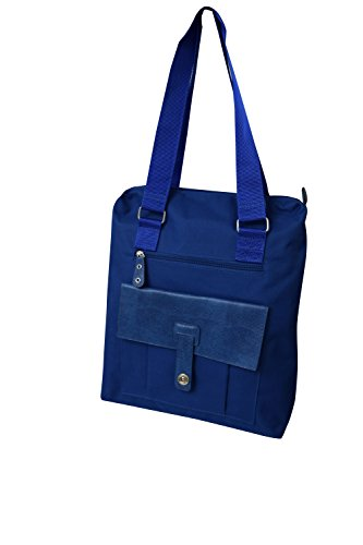 Amaro Borsa Messenger, blu royal (blu) - 519600