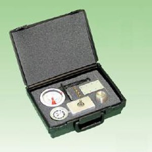 Baseline wrist evaluation set, dynamometer and goniometer