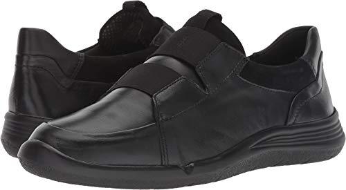 ara Women's Colette Sneaker, Black Nappa, 5.5 M UK (8 US)