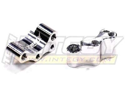 Integy RC Model Hop-ups T6631SILVER Engine Mount for HPI Nitro Firestorm