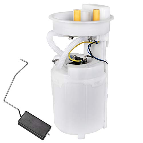 Fuel Pump Assembly Replace# E8424M for 1998-2010 VW Beetle 1999-2006 VW Golf 1999-2005 VW Jetta (New Body Style; for Plastic Fuel Tank; with 4.8