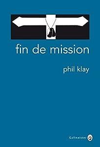 """Afficher """"Fin de mission"""""""