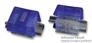 3M UB2A(BX) TERMINAL, TAP SPLICE, IDC, 26-19AWG (100 pieces)