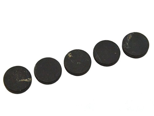 wallystone-gems-5-pcs-shungite-sticker-for-electronics-round-unpolished-oe19-5-pcs-round-unpolished-