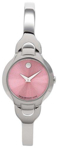 Movado Women s 605284 Kara Swiss Quartz Bangle Bracelet Watch