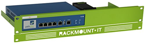 Rackmount It   Rm Pa T1   Pa Rack   Rack Mount Kit For Palo Alto Pa 200  19   1 3U  2U With The Supplied Front Plate