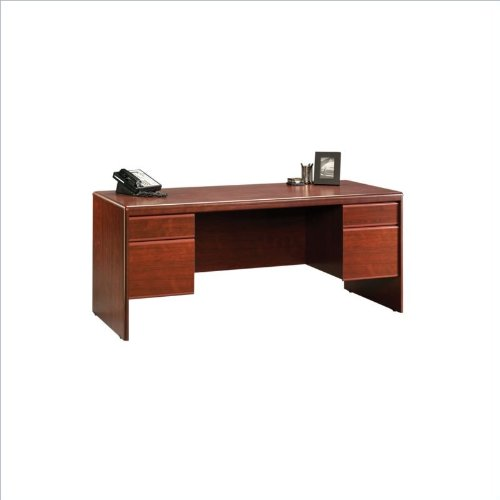 Office Collection Executive Desk - 4