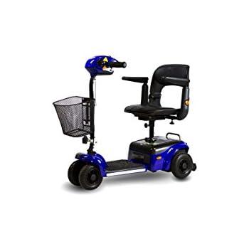 Amazon.com: Shoprider – Dasher 3 – – Patinete, color 3-Wheel ...