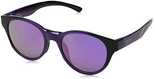 Smith Snare Carbonic Sunglasses, Violet Spray ()