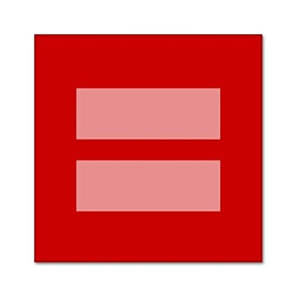 Amazon Com Gay Marriage Equality Symbol Equal Human Rights