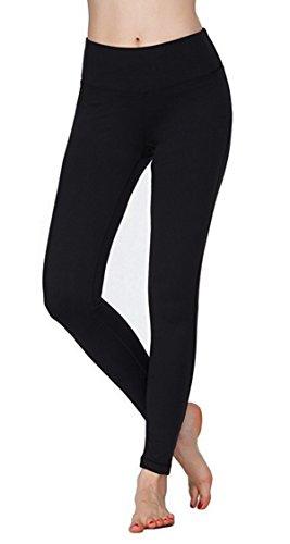 Queenie Ke Women Power Flex Yoga Pants Workout Running Leggings Size XXL Color Red Long -