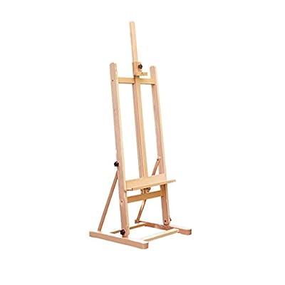 painting easel Easel, Beech adjustable easel painting painting wooden easel easels