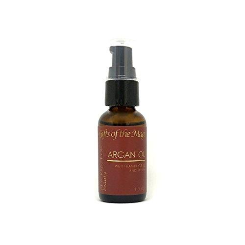 Frankincense Myrrh Argan Nails Organic
