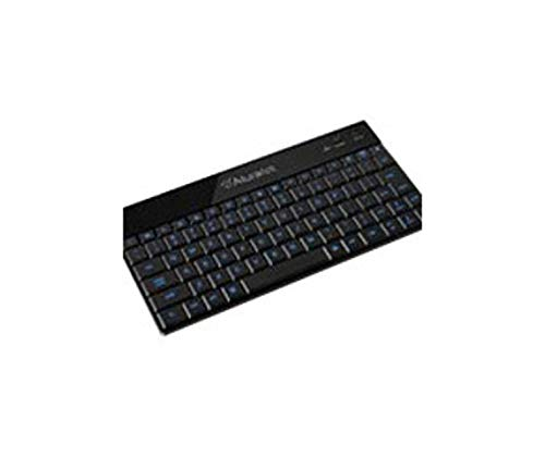 Aluratek Keyboard - Wireless Connectivity - Bluetooth (Renewed)