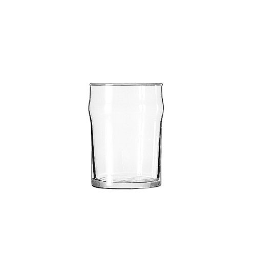 Heat Treated Water Glass - Libbey Glassware 1910HT No-Nik Water Glass, Heat Treated, 10 oz. (Pack of 48)