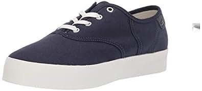 Lacoste Womens Rene Blue Size: 5