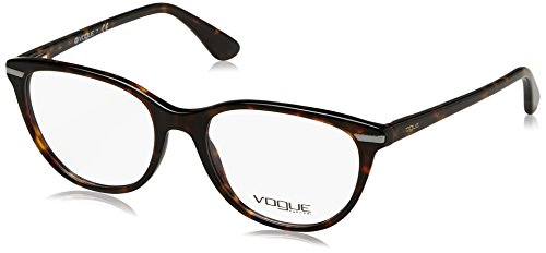 Vogue VO2937 Eyeglass Frames W656-51 - Dark Havana - Vogue Eyeglass