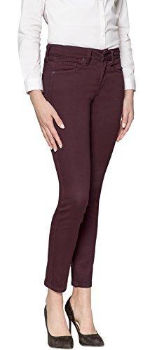 NYDJ Ami Denim Legging, Jean Skinny Femme Deep Currant