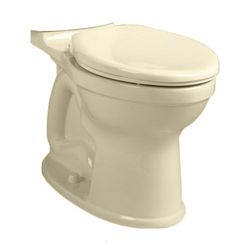 American Standard 3195A101.021 Champion PRO Right Height Elongated Toilet Bowl, Bone 3195A.101.021