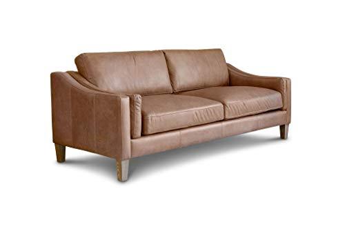 Pleasant Pib Sofas 3 Seater Sofa Heidsieck Cinnamon Large Full Pdpeps Interior Chair Design Pdpepsorg
