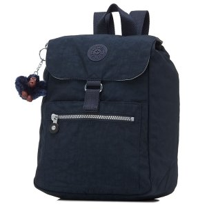 Kipling Scoop Medium Backpack – True Blue, Outdoor Stuffs