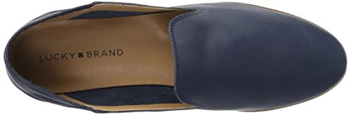 Women's Brand Loafer Cahill Indigo Flat Lucky 05dqZ0