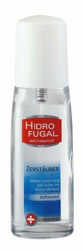 Hidrofugal Deo Antitranspirant Klassik Zerstäuber, 1er Pack (1 x 75 ml)