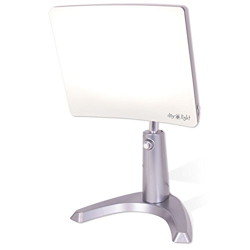 Carex Health Brands Day-Light Classic Plus Bright Light Therapy Lamp by Carex Health Brands
