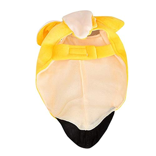 Dog Coats & Jackets - Banana Tunic Funny Theme Fancy Dress Halloween Pet Dog Costume Winter Coat Jacket Party Cloth - Frump Andiron Chase Detent Cad Domestic Pawl Familiari Allhallow - 1PCs