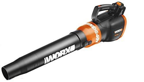 Worx WG580 40V Li-Ion Baretool Cordless AIR Turbine Leaf Blo