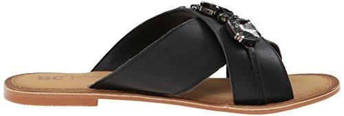 Schwarz Damen Sphynx Kleid BC Schuhe Sandale OZ5xqqXw