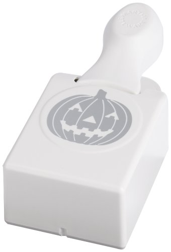 Martha Stewart Crafts Halloween Pumpkin Double Embossed Punch Large for $<!--$89.99-->