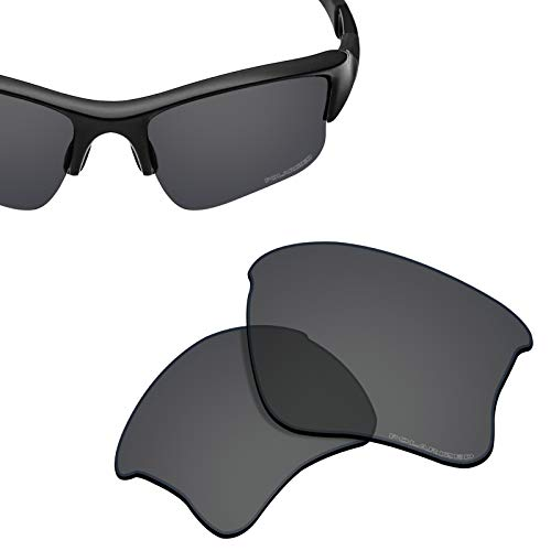 - New 1.8mm Thick UV400 Replacement Lenses for Oakley Flak Jacket XLJ - Options