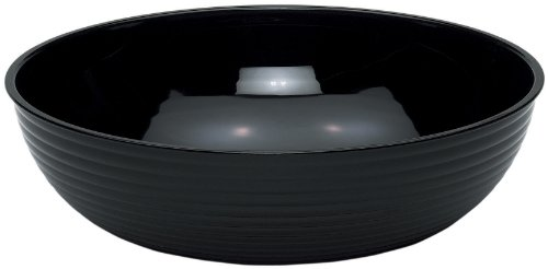 Cambro (RSB8CW110) 53 oz Round Ribbed Bowl - Camwear® [Case of 12]