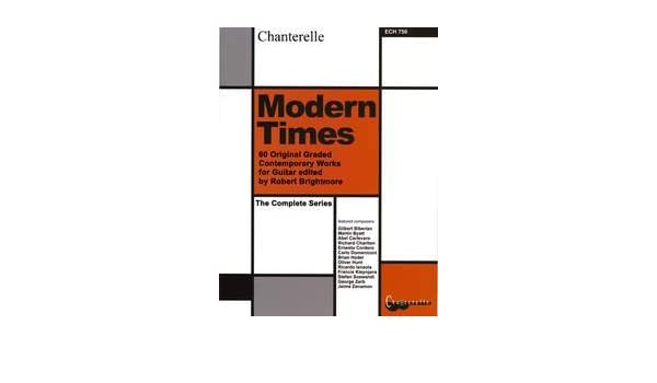 MODERN TIMES - Complete Series in One Volume para Guitarra ...