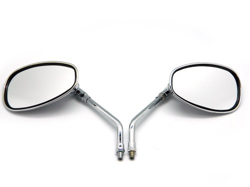motorcycle-chrome-custom-rearview-side-mirrors-10mm-adapter-mount-for-suzuki-boulevard-v-storm-m50-m