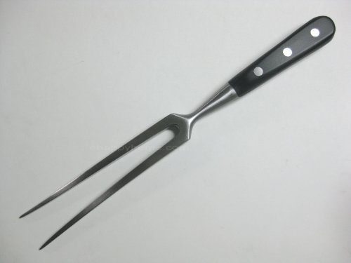 Carving Fork Forged Full Tang Metal Rivets Stainless Steel Blade KFP-71
