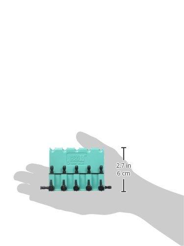 Picture of Penn Plax Lok-Tite Plastic Gang Valve Aquarium Pump Accessories