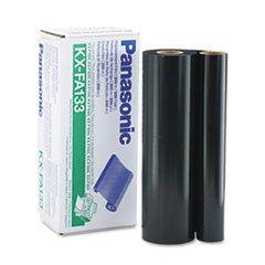 Fax Thermal Transfer Film Refill (Panasonic KX-FA133 200 Meter Film roll for KX-F1000 Series)
